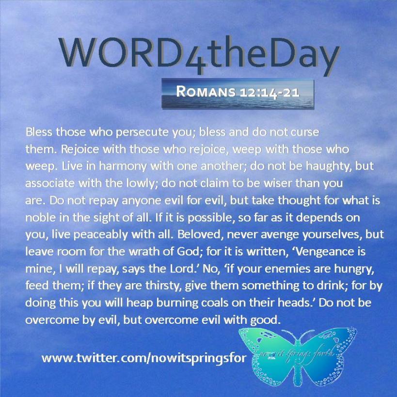 Romans 9 14-21