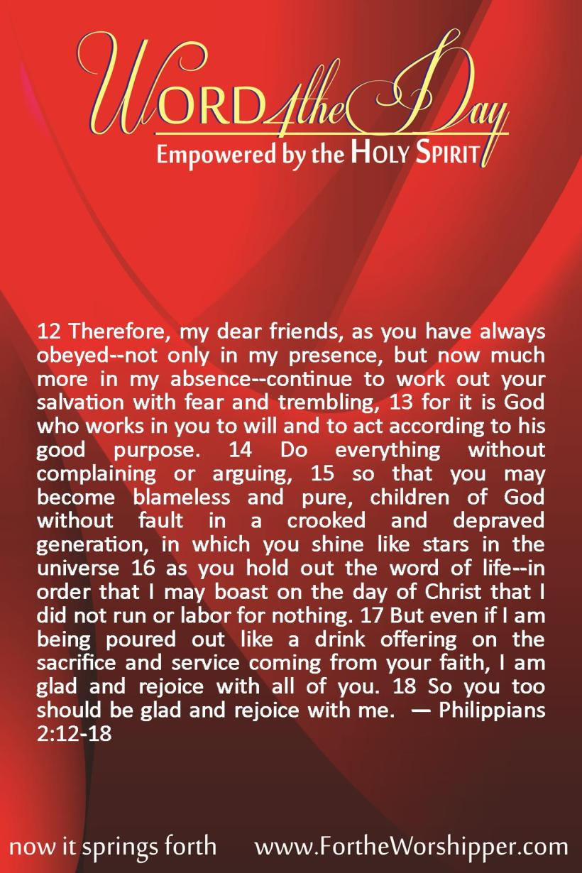 06 18 14 Philippians 2 12-18